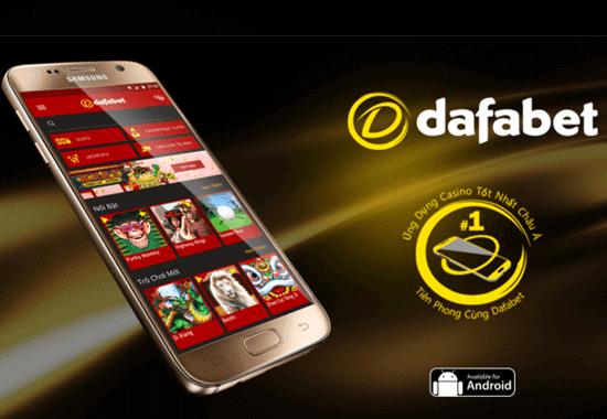 Dafabet's Mobile App