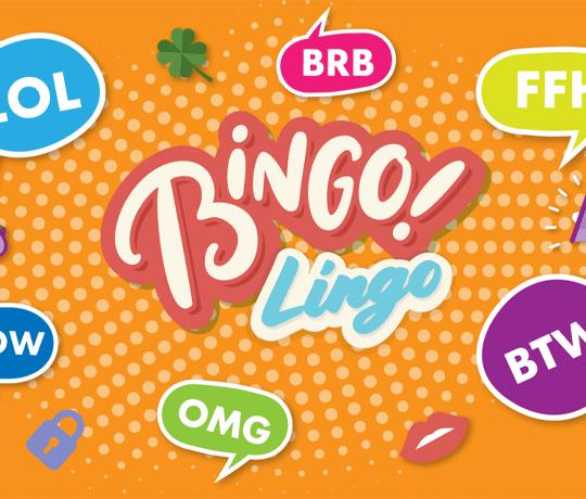Online bingo chat