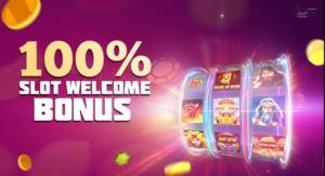 Welcome bonus or Sign up Bonus